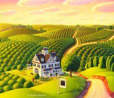 Robin Moline ~ Orchard Manor
