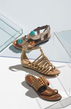 Such cute sandals!!