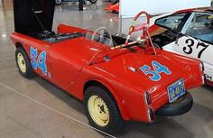 """Harry Eyerly's 1950s Home-Built Racer Was Known as """"Porsche Duster"""" 