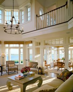 Too big of a house for me but I do love the insane amount of natural light those windows offer.
