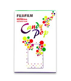MochiThings.com: Candy Pop Fuji Instax Mini Film