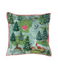 Pip Studio sierkussen Pip Mountains multi 45x45