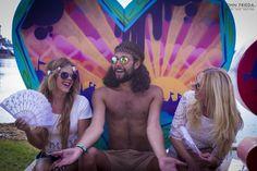 John Frieda was op Solar en legde voor jou alle #ultimatefestivallooks vast!