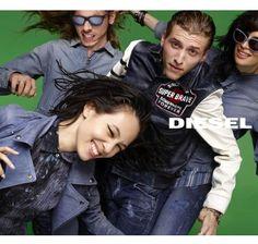Winnie Harlow, modelka z bielactwem, kampania, Desigual, Diesel, wiosna-lato 2015