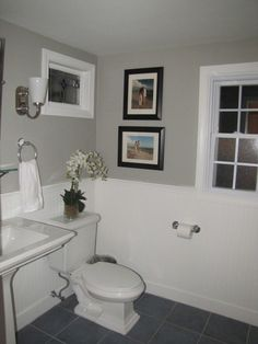 Grey Paint Colours For Bathrooms