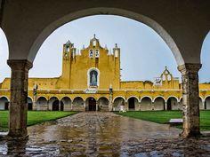 The Yellow City - Izamal, Mexico