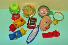 More Vintage Gumball Charms by graciecarriveau, via Flickr