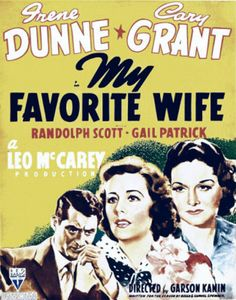 my favorite wife 1940 | My Favorite Wife 1940 دانلود فیلم همسر محبوب من ...