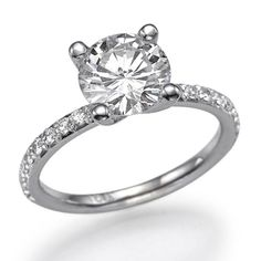 Swarovski Cubic Zirconia (CZ) Engagement Ring « Holiday Adds