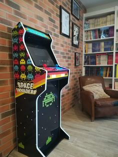 """""""Space Invaders"""" Arcade game"""