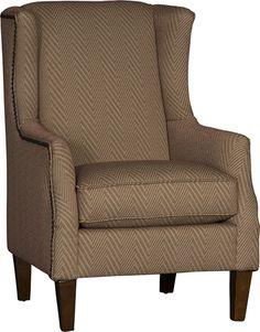 Mayo Furniture 8840 Fabric Chair Flummox Henna