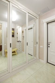 Sliding door mirrors