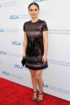 Natalie Portman in Dior   Harper's Bazaar