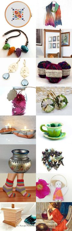 Color by Dan and Zee at HomeRefinery on Etsy--Pinned with TreasuryPin.com