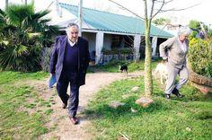 Don Pepe Mujica & wife - president