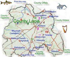County Laois  Ireland