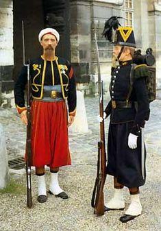 french uniforms crimean war | The Siege of Sevastopol