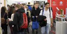 """Berufsorientierungs-Messe - Informiere dich bei der """"Einstieg Abi Messe"""" am 12. und 13. November in München über deine Möglichkeiten nach der Schule."""