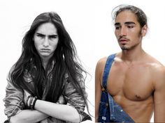 Race Wars: Male Models of Color, Abiah Hostvedt, Arjan Van Hesteren, Daniel Liu, Jerry Fu, Rob Evans, Sundar Mims, Thiago Santos, Willy Cartier, Yassine Rahal, Ysham Avdulahi