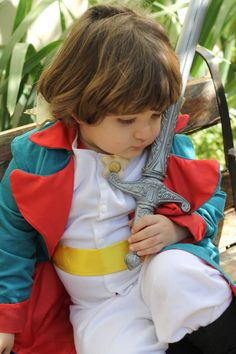 Little Prince Petit Prince Costume by DelicacyandWonders on Etsy, $70.00
