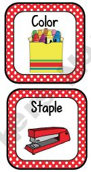Visual Directions for Little Learners