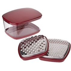 KitchenAid Cup Grater with Container and Lid