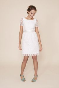 Lucille Dress http://shop.whitneydeal.com- in another color would be perfect for my daughters wedding