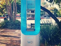 Woosh Water is reinventing the drinking fountain