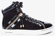 Pierre Balmain Lexis Zip Sneakers
