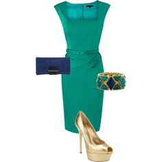 Date Outfit, created by camillebaker
