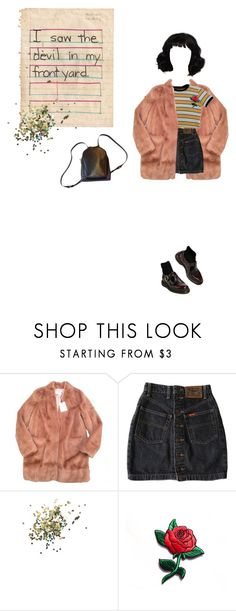"""""""Georgia on my mind"""" by methlick ❤ liked on Polyvore featuring Urbancode, Topshop, Louis Vuitton, women's clothing, women's fashion, women, female, woman, misses and juniors"""