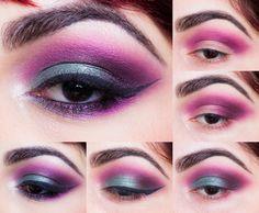 Oi Gente,       Hoje teremos mais um tutorial de maquiagens em fotos aqui no…