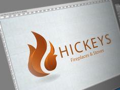 Flame Logo by Stephen Correia