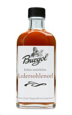 Burgol Ledersohlenöl