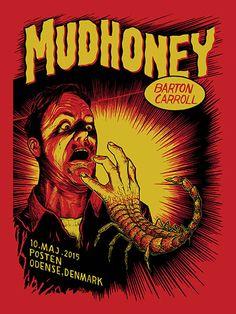 Mudhoney - Benjamin Nylen - 2015 ----