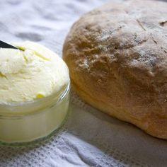 Homemade butter recipe for kids