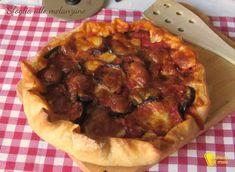 SFOGLIA ALLE MELANZANE #sfoglia #torta #salata #melanzane #puff #pastry #eggplant #aubergine #italian #food #ricetta #recipe #vegetarian #ilchiccodimais http://blog.giallozafferano.it/ilchiccodimais/sfoglia-alle-melanzane/