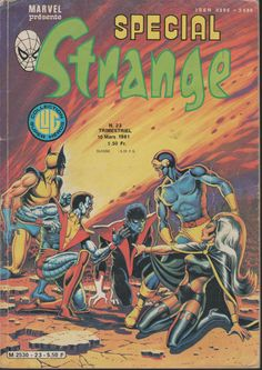 Spécial Strange 23