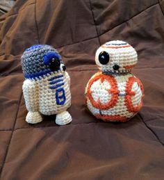 BB8 Star Wars Inspired Droid Crochet Pattern PDF by luvbug026