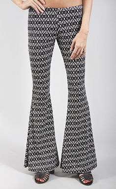 party pantalones - black