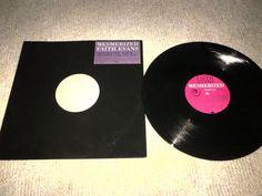 "Faith Evans Mesmerized 12"" Vinyl Promo Album Radio & Instrumental #ebay #uniqbeats"