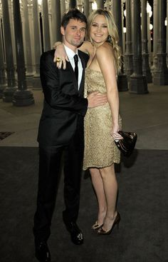 Kate Hudson and Matthew Bellamy welcomed their first child together in 2011, and got engaged in the same year.