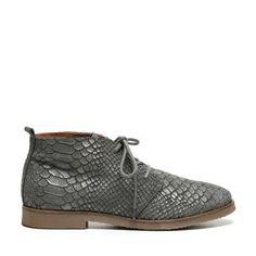 Invito - grijze desert boots - €79,99