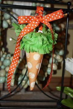 Carrot Cones