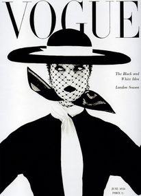 Vogue June 1950 | MODESQUISSE