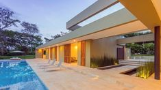 Ocobos House by David Macias Arquitectura & Urbanismo 01 - MyHouseIdea Residential Architecture, Villa, House Design, Mansions, House Styles, David, Outdoor Decor, Home Decor, Terra
