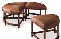 4329-000 Ottoman, Harden Furniture