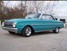 1963 Ford Falcon Sprint.