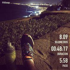 Noche de #running  #run #runner #instarunners #keepgoing #nikerunning #nikeplus #mondayfunday #nightrun by antoniorn
