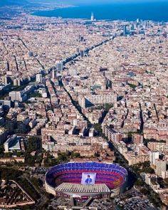 Beautiful Hotels, Beautiful Places, King's Landing, Barcelona City, Antoni Gaudi, Football Art, Best Cities, Paris Skyline, The Good Place
